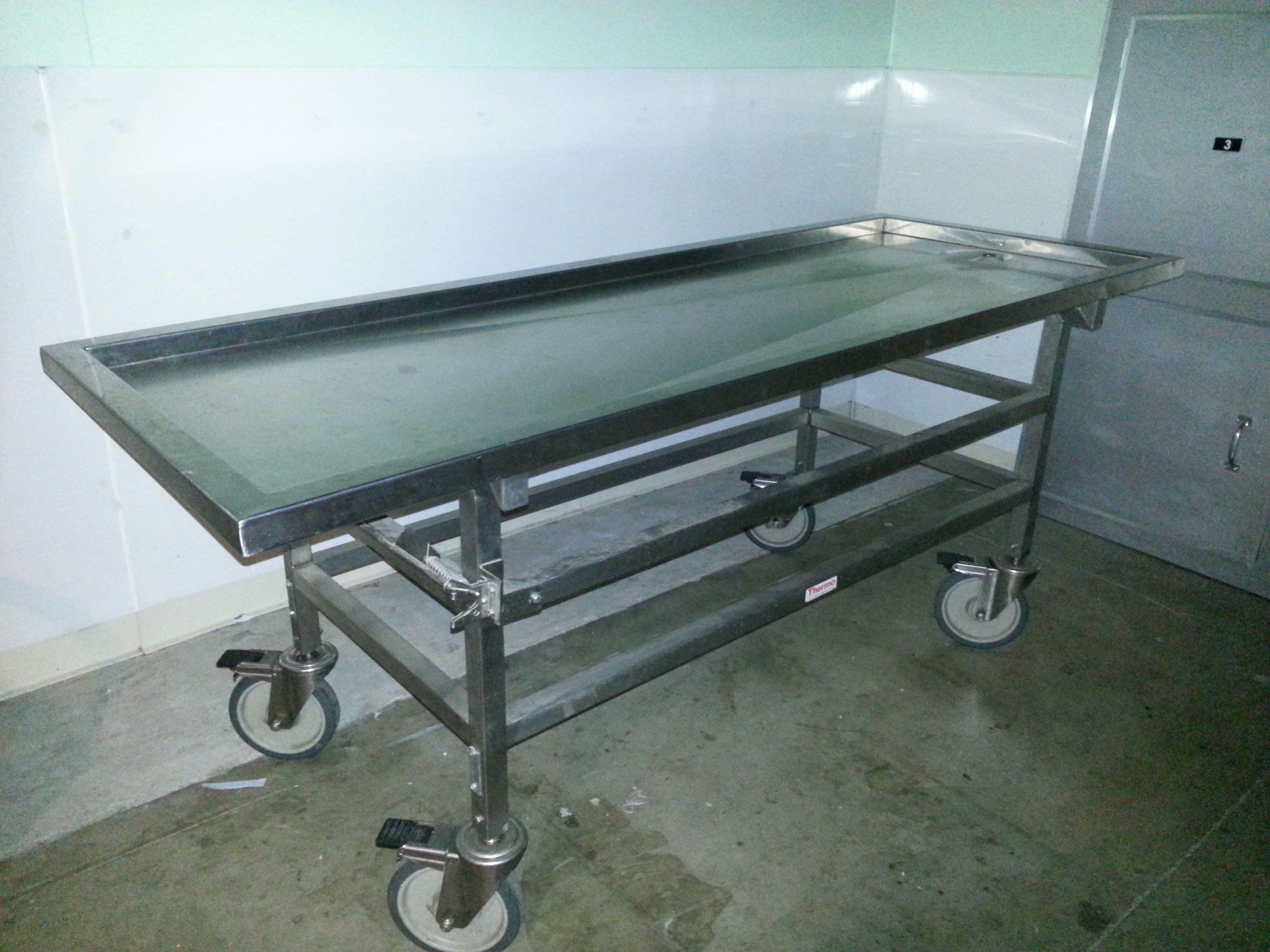 Morgue Gurney