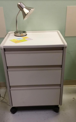 Patient Room Night Stand