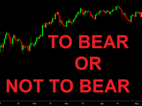 To Bear or Not to Bear?