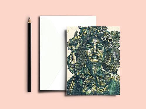 Adorn Art Card