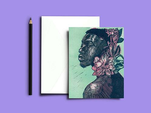 Reflect Art Card