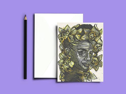 Renewal Art Card