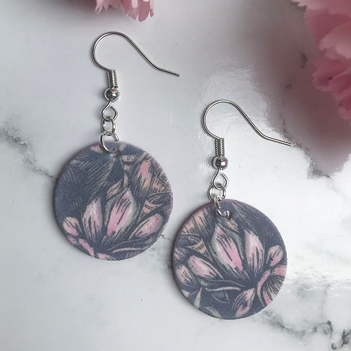 Innermost flower earrings