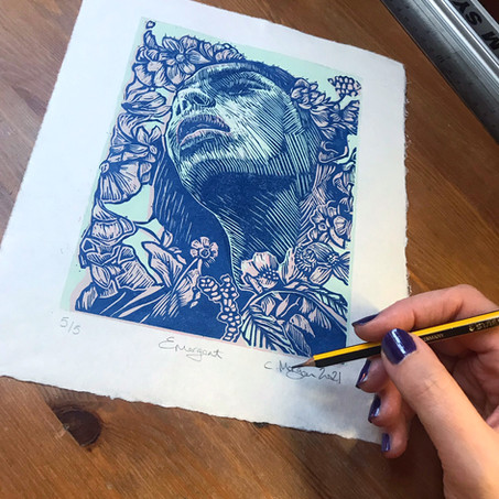 What is a limited edition print?