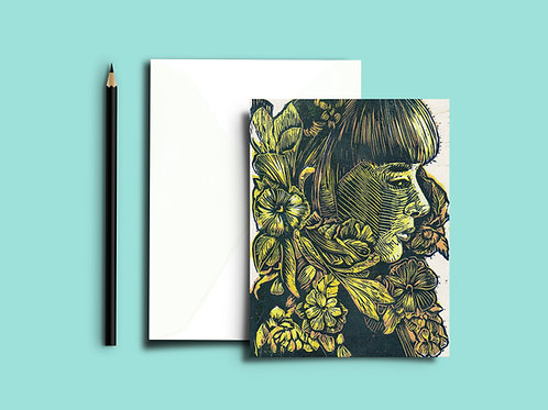 Feel Art Card