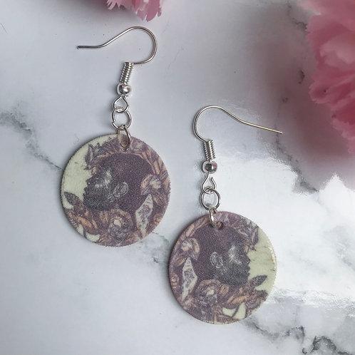 Nourish dangle earrings
