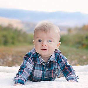 Brennan 6 Months Old