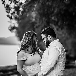 Daysha & Justin Maternity