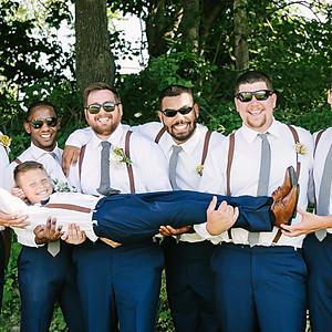 Goyette Wedding
