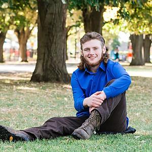 Parker Senior Portraits