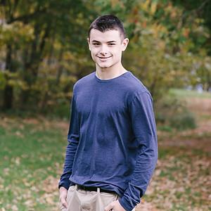 Sean Senior Year