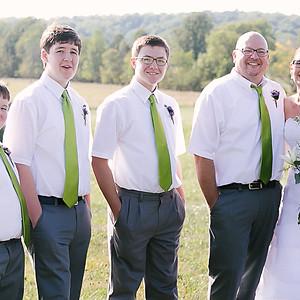 McClain Wedding