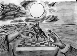 El séptimo sello: proyección inexistencial