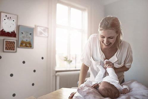 Essential Oils: Postpartum Kit