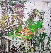серия Свет, фанера, масло, 2014, автор Потапов Владимир