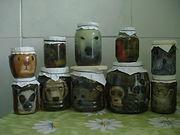 А'ртха, масло, банки, 2011, атвор Потапов Владимир