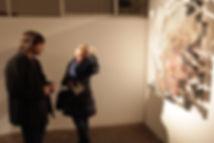 "Открытие выставки ""Checkpoint"", ЦТИ Фабрика, 2012"