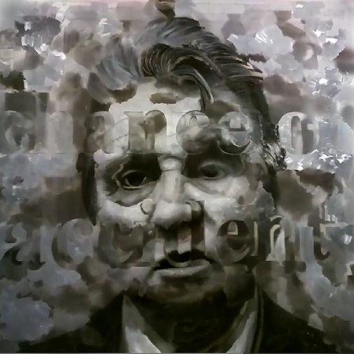"""""""Рэ"""", пространственная живопись, автор Потапов Владимир"""