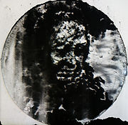 Memory, pigment painting, author Potapov VLadimir