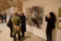 """Открытие выставки """"От противного"""", ЦСИ ВИНЗАВОД, 2010"""