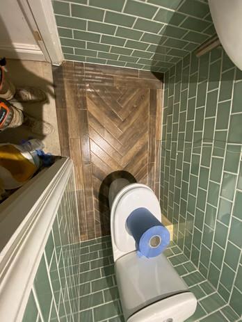 Bathroom Wall Tiling & Flooring