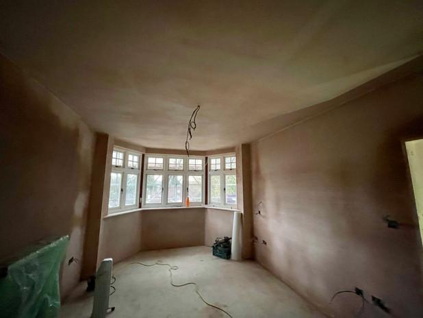 Internal Wall Plastering