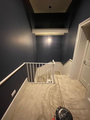 Internal Wall Painting Coridor & Stairs