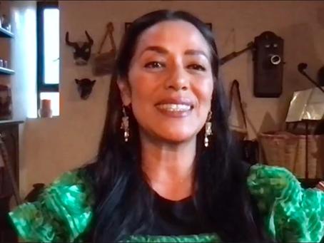 Lila Downs prepara su primer disco con mariachi y ofrecerá concierto en la CDMX