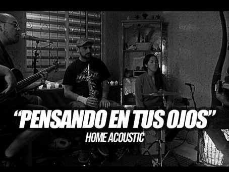 Congal Tijuana presenta Pensando en tus ojos en una nueva versión