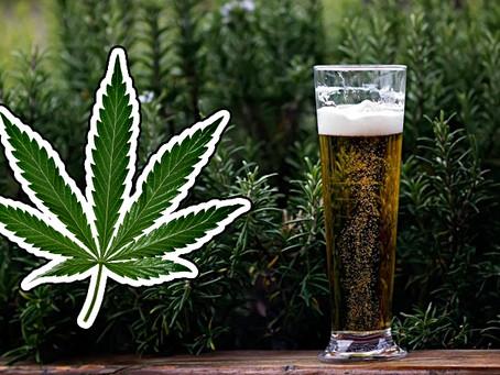 ¡Ya está a la venta en México una cerveza elaborada con cannabis!