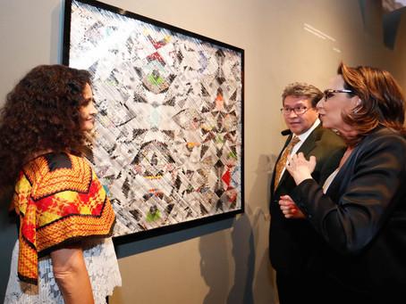 Mente en Movimiento, una exposición de Irene Zundel que ha recorrido más de 5 países