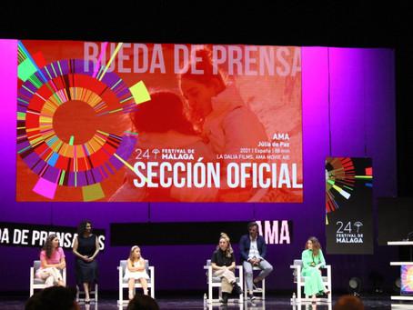 Karnawal, primera película latinoamericana en el 24 Festival de Cine de Málaga