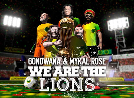 Gondwana presenta We Are The Lions junto a Mykal Rose