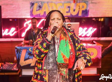 La leyenda del Reggae Dancehall Sister Nancy se presentará en el Festival Bahidorá
