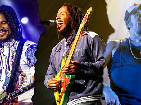 Natiruts lanza nuevo álbum con Ziggy Marley, Macaco y más artistas de invitados.
