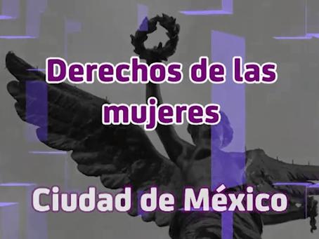 Derechos de las Mujeres en la Ciudad de México