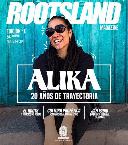 RootsLand Magazine 1 | Alika