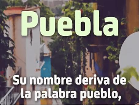 Conoce más del estado de Puebla