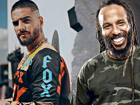 Maluma estrena canción junto Ziggy Marley