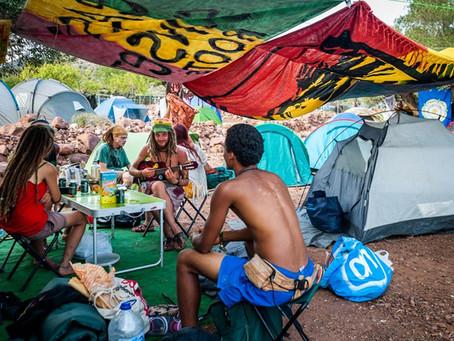 Campamento lleno de reggae en el Estado de México con Congal Tijuana