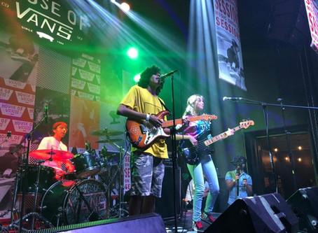 La joven promesa del Reggae Motomoreno en Soul Dread iniciando las #SesionesRootsLand