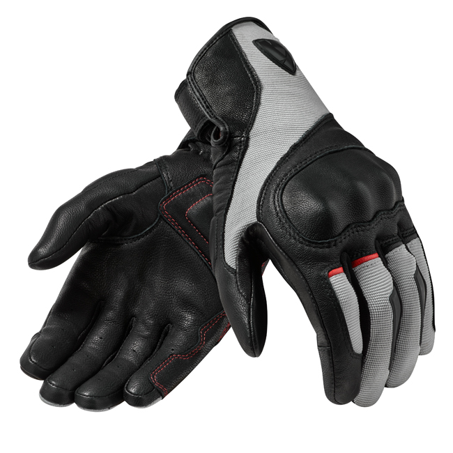 Titan Gloves - Grey / Black