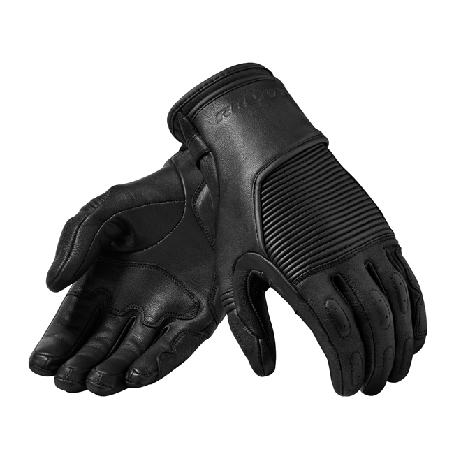 Bastille Gloves - Black
