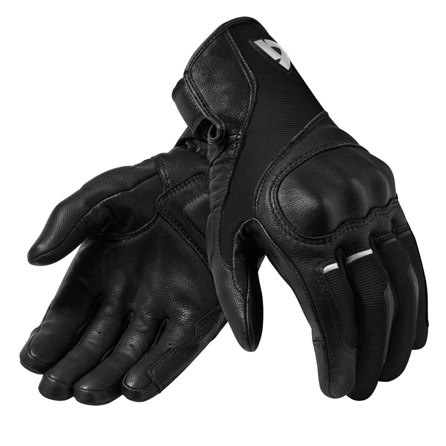 Titan Gloves - Black / White