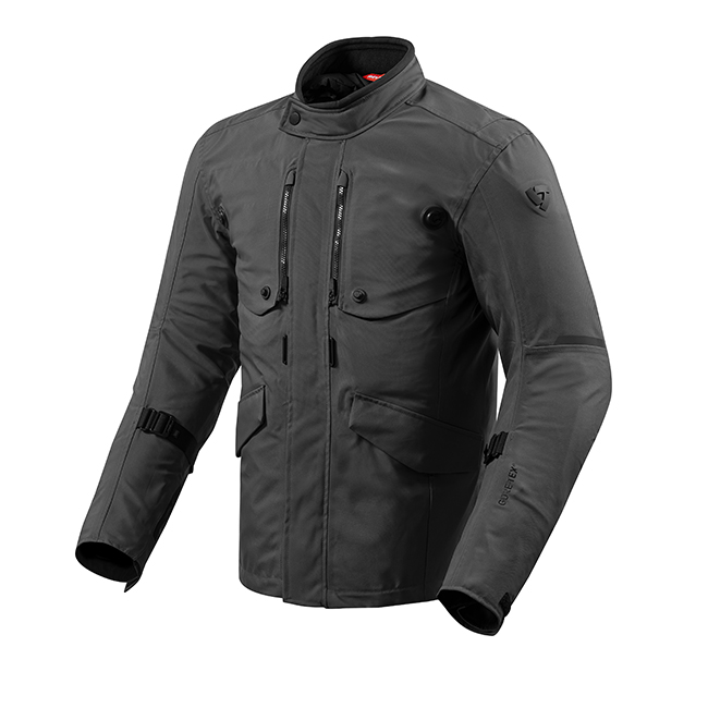 Trench GTX Jacket Black