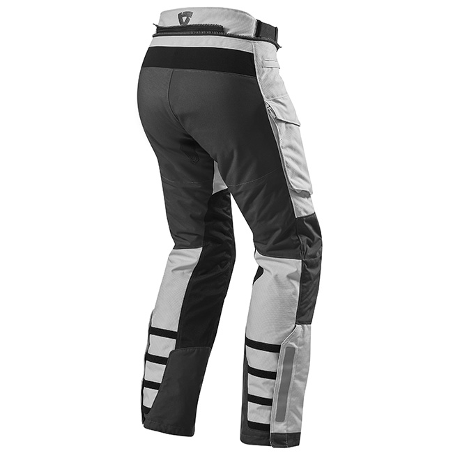 Sand 3 Silver/Anthracite Pants Rear
