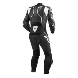 Vertex Pro 1 pc Race Suit Black-White