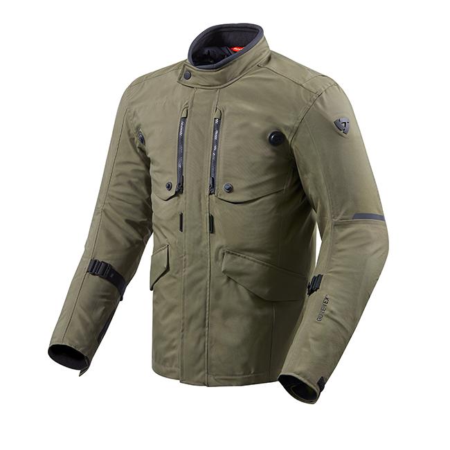 Trench GTX Jacket Green