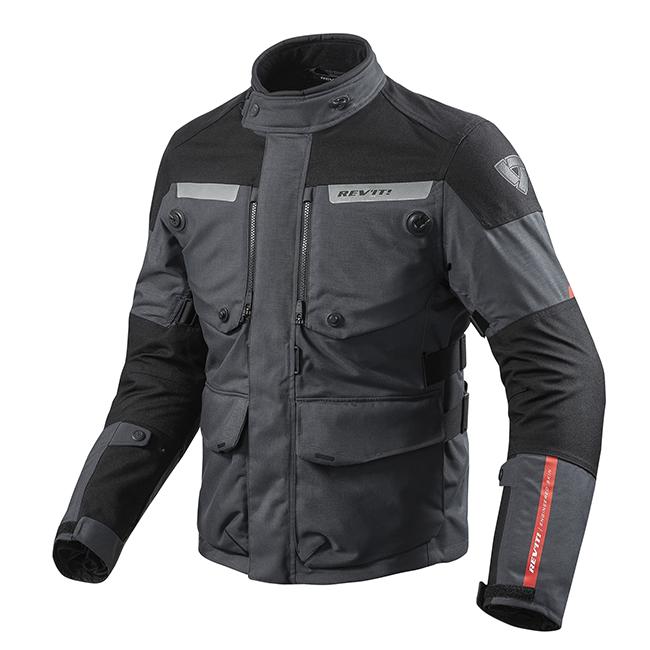 Horizon 2 Jacket - Anthracite/Black