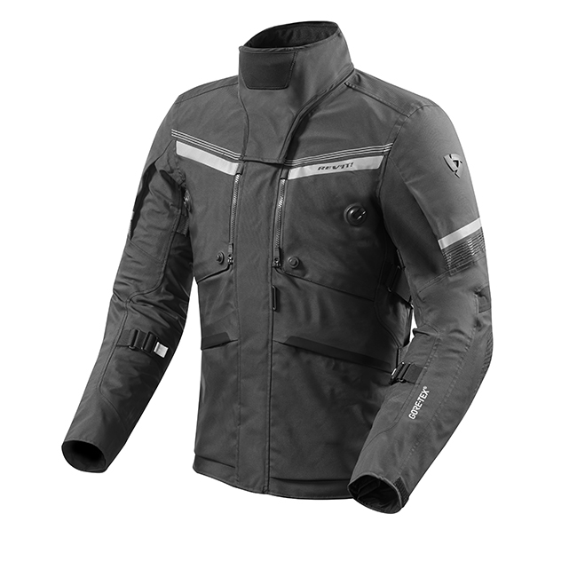 Poseidon 2 GTX Jacket Black